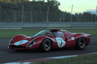 This is the World's Only Original Ferrari 330 P4 Racer [Video]
