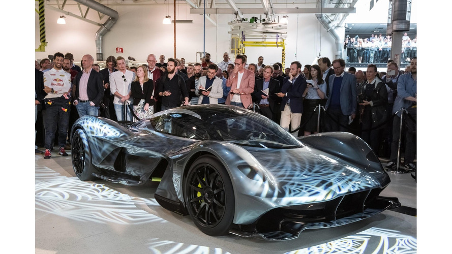 Everything we know about the new Aston Martin-Red Bull hypercar