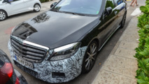 2017 Mercedes-AMG S63 Sedan spy shots