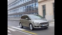 Nuova Ford S-MAX