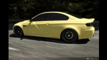 BMW M3 Dakar Yellow by IDN