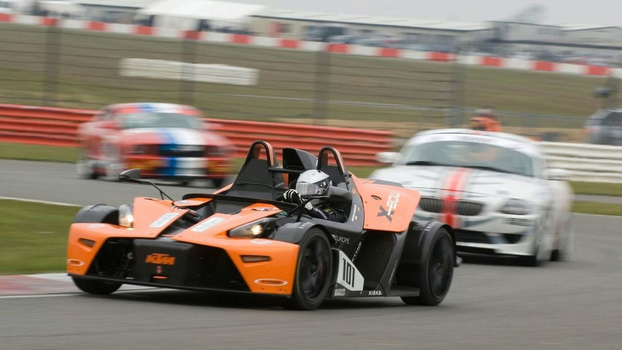KTM X-Bow Gets Double Win on Race Debut