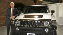 Hummer H3 RHD Introduced (UK)