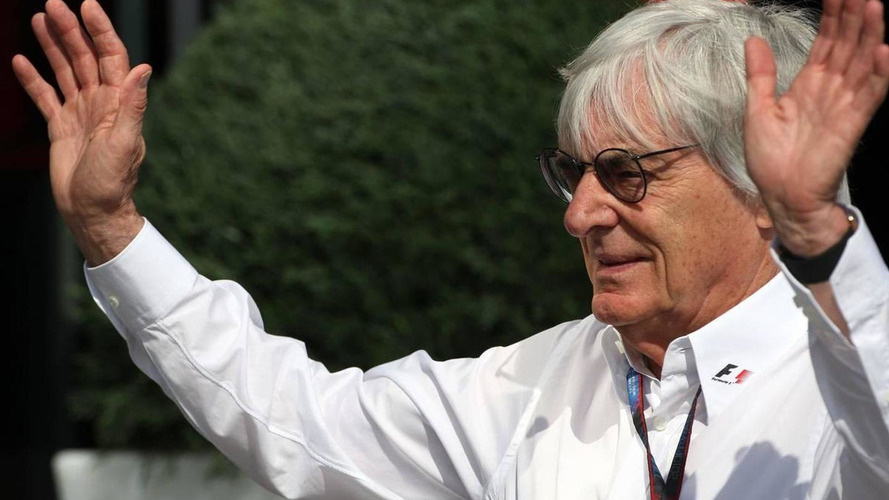 Ecclestone injured in London mugging
