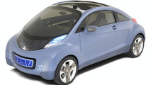 Mitsubishi i Miev Prototype and i Miev Air Sport concept