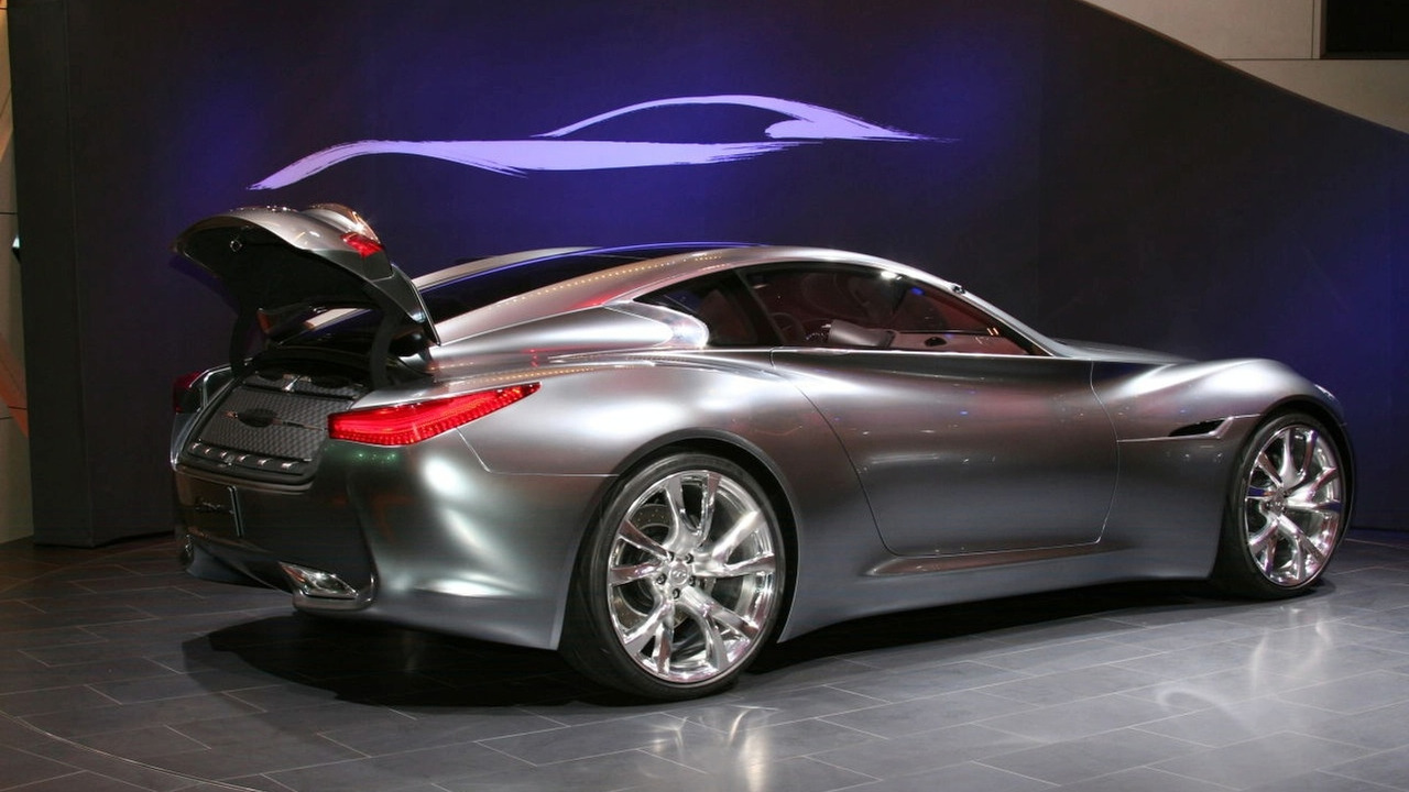 Infiniti Essence Concept at Geneva
