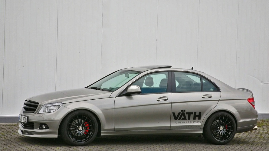 Väth V18K Mercedes-Benz C-Class based on C200