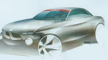 BMW 1-Series Supersport sketch