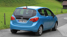 Opel Meriva spied as Battery Electric Vehicle (BEV)