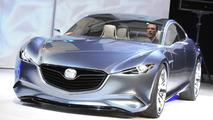 Mazda developing RX-9 to use Toyota hybrid system
