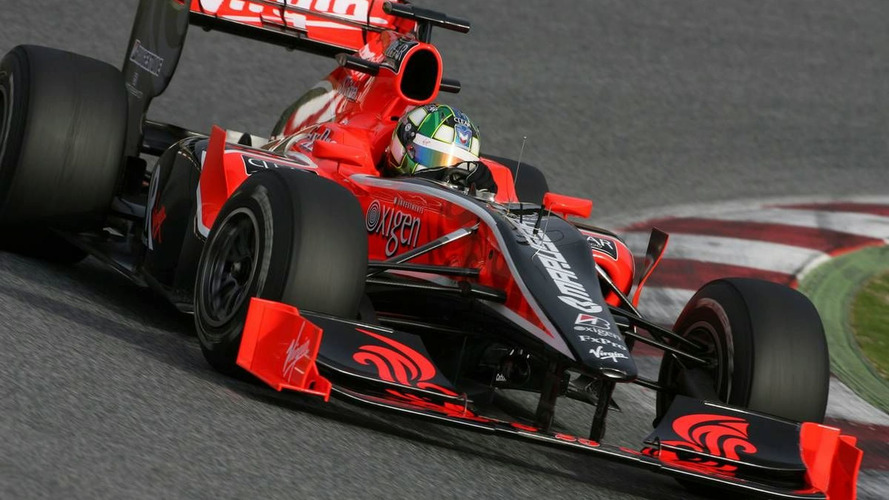 Virgin not planning to run F-duct in 2010