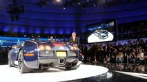 Bugatti Gran Sport Sang Bleu at 2009 Frankfurt Motor Show