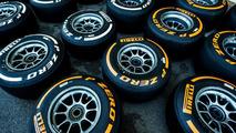 Pirelli tires 16.11.2013 United States Grand Prix