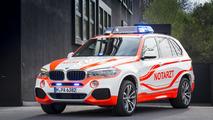 BMW X5 xDrive30d as a paramedic vehicle