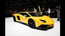 Salone di Ginevra 2015, le gialle da sogno