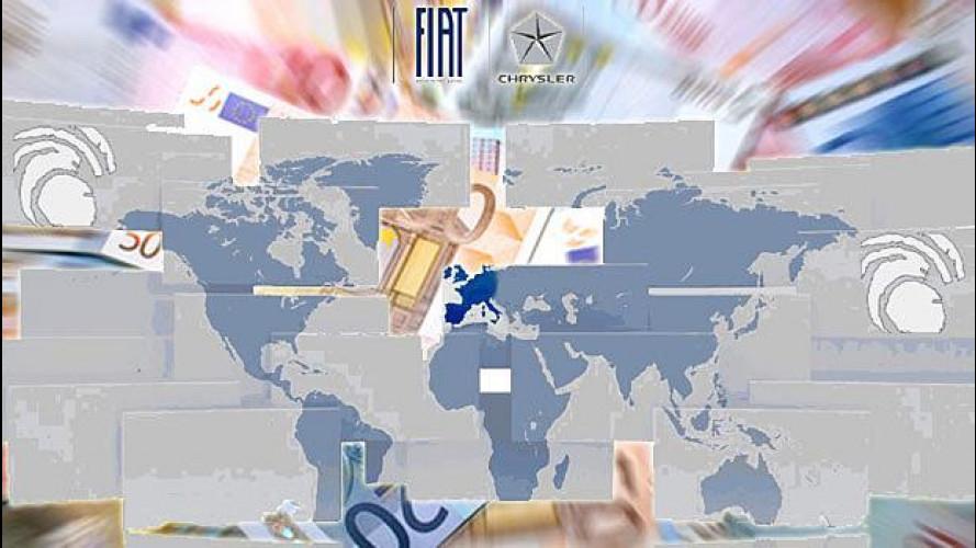 Gruppo Fiat: America e Asia salvano gli utili del 2013