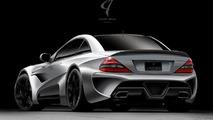Abflug redesigns previous Mercedes-Benz SL