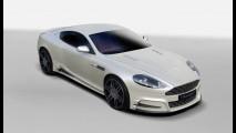 Aston Martin DB9 by Mansory