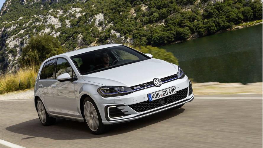 Volkswagen venderá Golf GTE (híbrido) e elétrico no Brasil em 2018