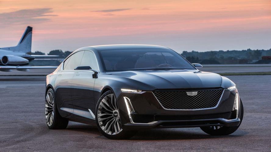 Cadillac à Genève avec un concept et une évolution