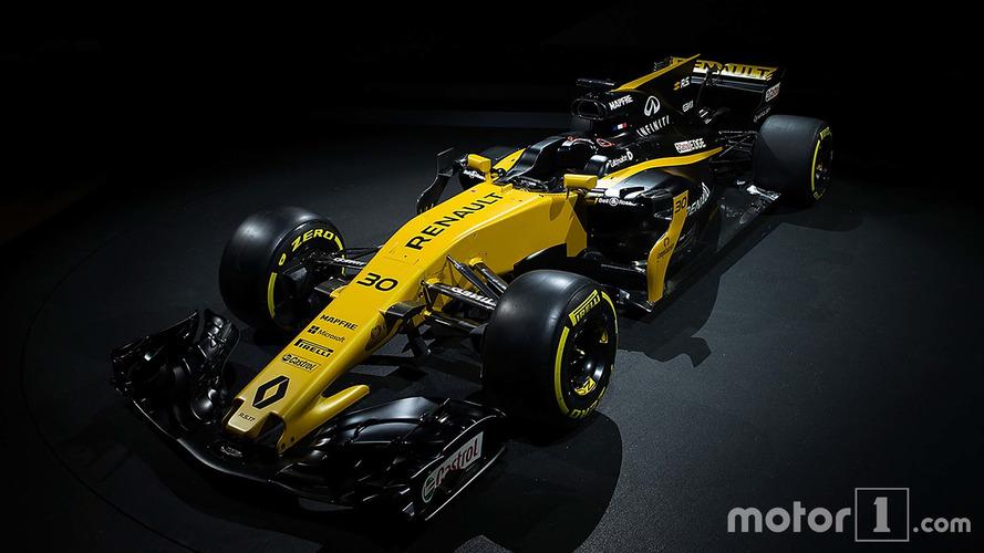 Renault apresenta seu carro para a temporada 2017 de Fórmula 1