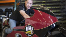 Spirit of Munro Scout by Indian Motorcycle