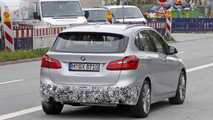 2018 BMW 2 Serisi Active Tourer makyaj casus fotoğrafları