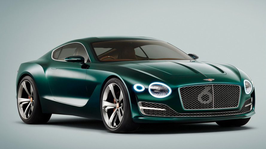 Bentley Plotting Four-Door Electric Coupe Using Mission E Tech