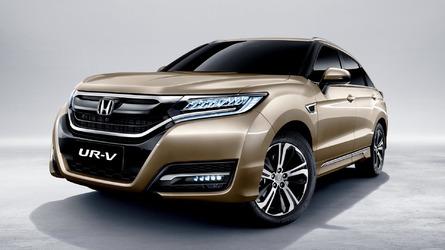 SUV grande da Honda, UR-V começa a ser vendido com motores turbo 1.5 e 2.0