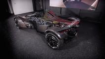 BAC Mono Art Car
