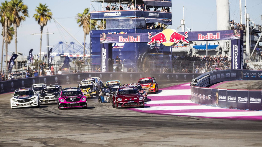 Red Bull Global Rallycross Makes First Canadian Stop