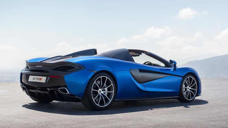 McLaren podría dotar de tracción 4x4 a sus futuros deportivos