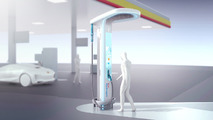 BMW Hydrogen Refueling Station