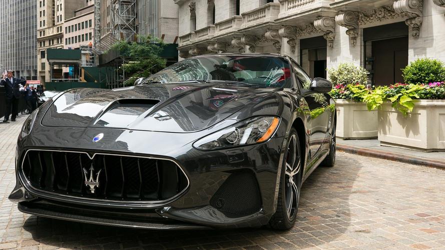 Apró frissítésekkel érkezett meg a 2018-as Maserati GranTurismo