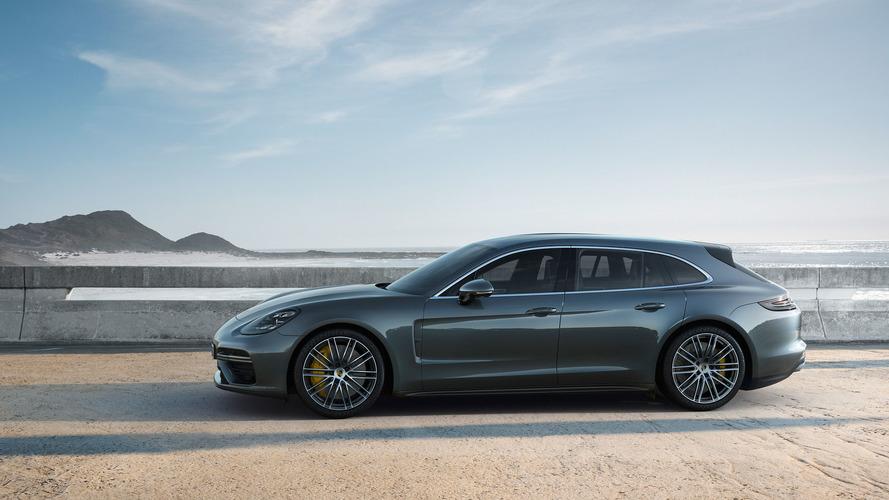 Hayallerinizin station wagon'u geldi: 2018 Porsche Panamera Sport Turismo