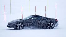 BMW i8 Spyder Spy Pics