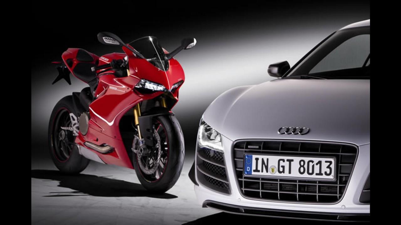 Oficial: Audi anuncia compra da italiana Ducati