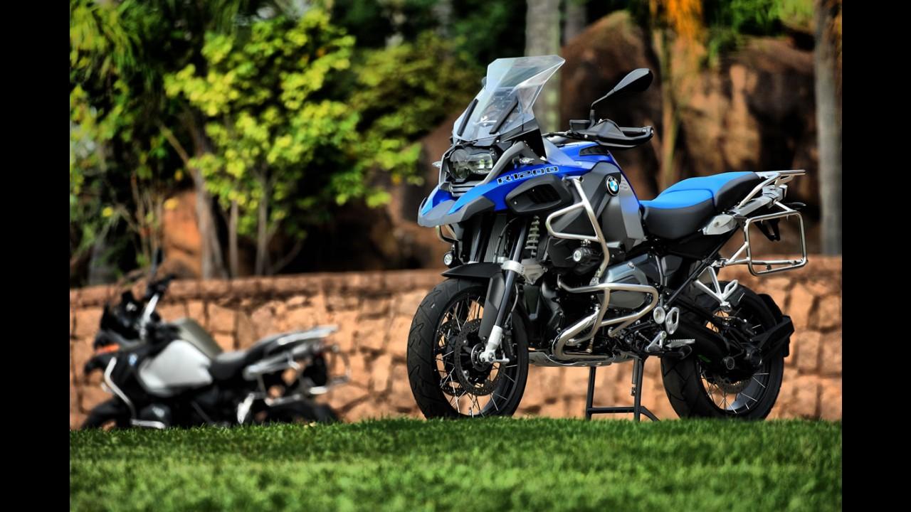 BMW R1200 GS feita no Brasil chega até R$ 15 mil mais barata