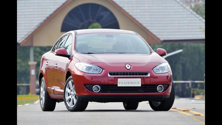 Turquia: Renault Fluence é vice-lider em março