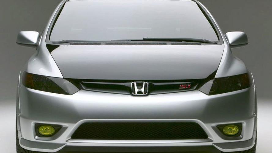 Honda Civic Si Concept Motor1 Photos