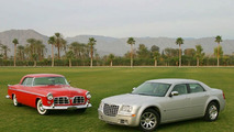 1955 Chrysler 300 Sport Coupe & 2005 300C