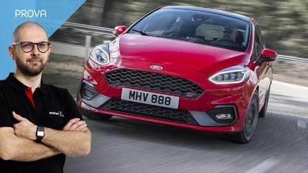 Nuova Ford Fiesta ST, l\'irruenza del tre cilindri