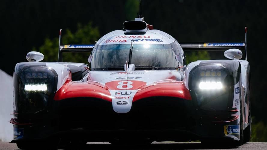 Toyota se impone en la clasificación del WEC en Spa: Alonso sale 2º