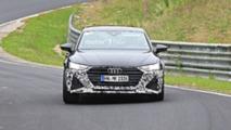 Photos espion - Audi RS 7 Sportback