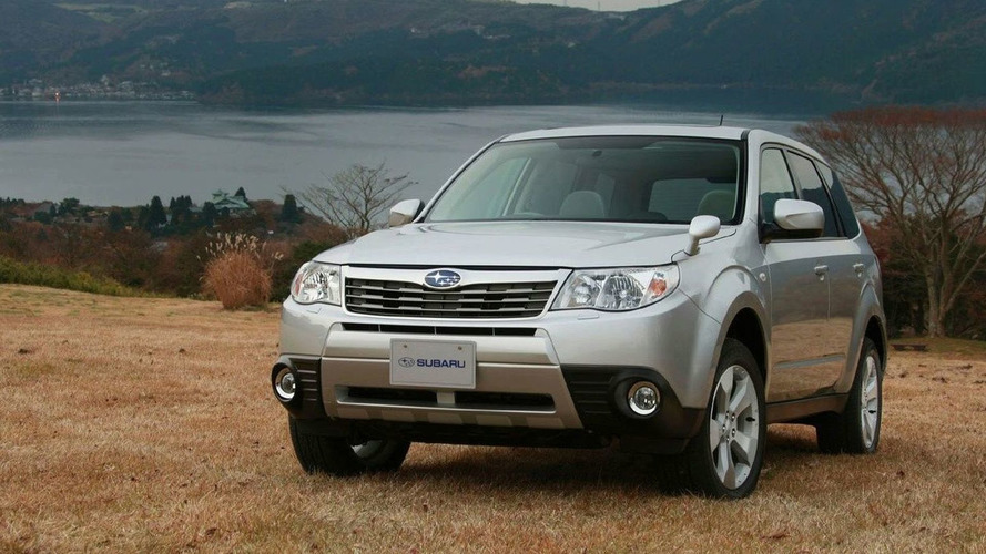 2009 Subaru Forester Unveiled