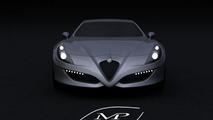 Concept Alfa Carlo Chiti design proposal [video]