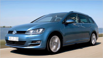 VW Golf Variant im Video
