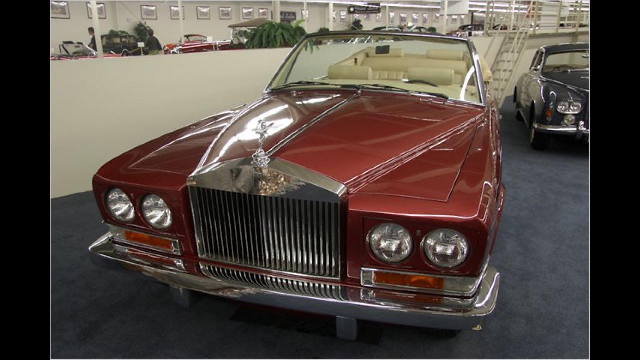 1977 Rolls-Royce Phantom VI Frua Cabriolet