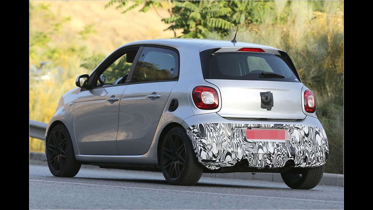 Smart Forfour Brabus