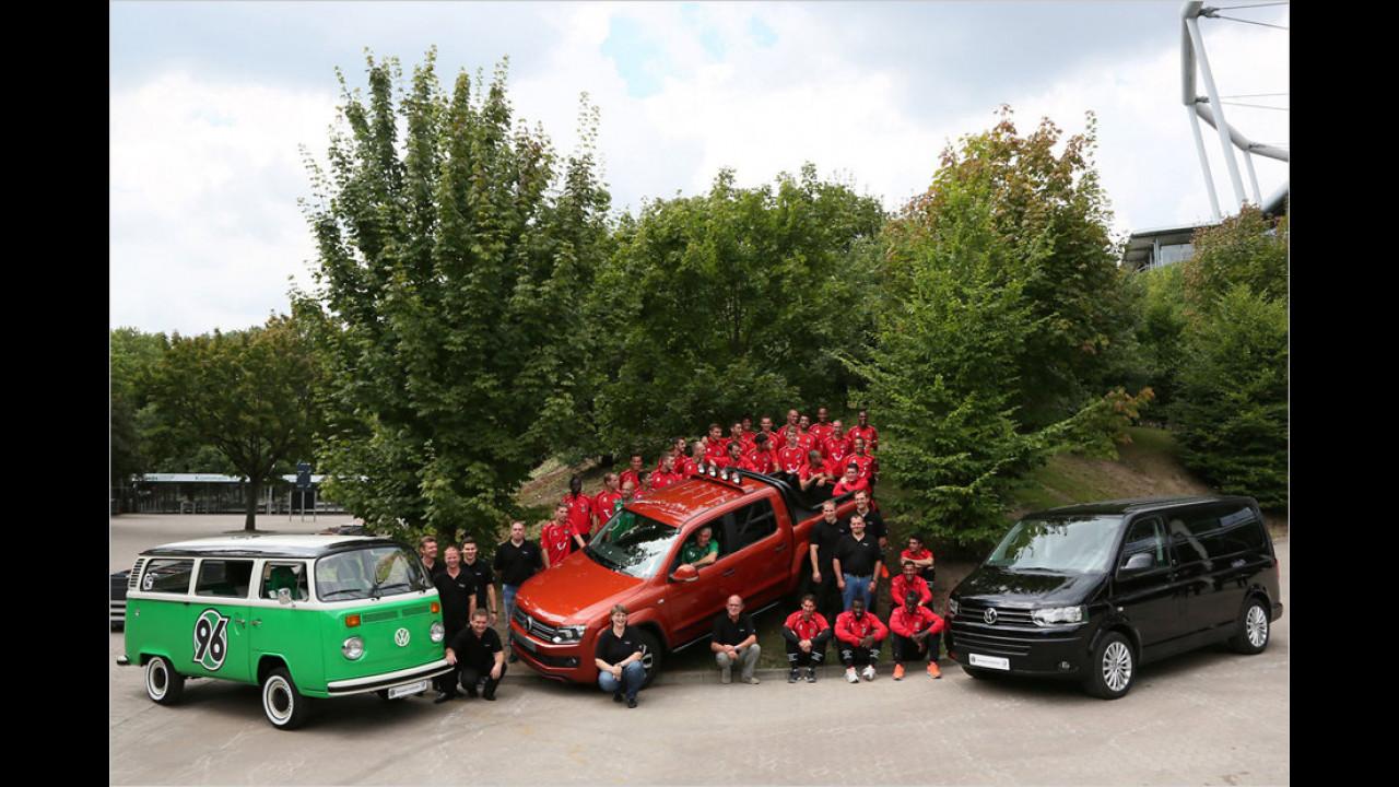 Hannover 96: VW